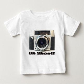 1961 Agfa Optima Oh Shoot.jpg Baby T-Shirt