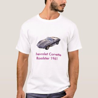 1961 Chevrolet Corvette Roadster T-Shirt