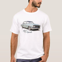 1961 Chevy Impala Bubble Top LOW RIDER T-Shirt