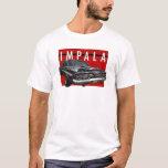 1961 Chevy Impala Bubble Top Rear View