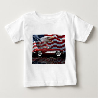 1961 Corvette Tribute Baby T-Shirt