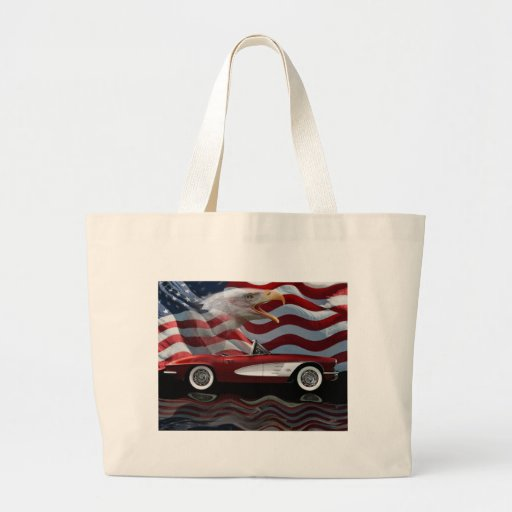 1961 Corvette Tribute Bag