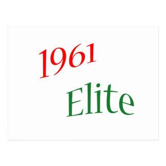 1961 Elite Postcard