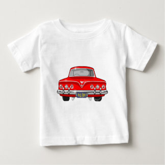 1961 Red Chevrolet Baby T-Shirt
