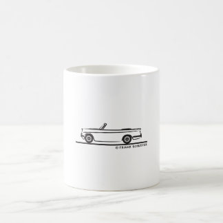 1961 Triumph Herald Convertible Coffee Mug