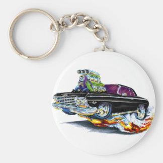 1962-63 Impala Black Car Keychain