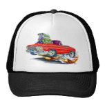 1962-63 Impala Red Convertible Trucker Hat