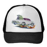1962-63 Impala White Car Trucker Hat