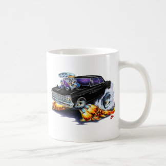 1962-65 Nova Black Car Coffee Mug