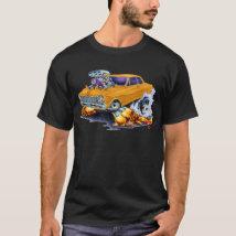 1962-65 Nova Orange Car T-Shirt