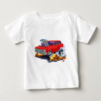 1962-65 Nova Red Wagon Baby T-Shirt