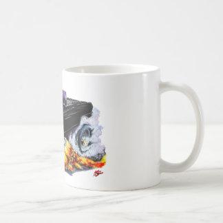 1962-95 Nova Black Convertible Classic White Coffee Mug