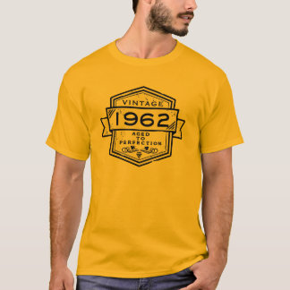 1962 Aged To Perfection Clothing T-Shirt