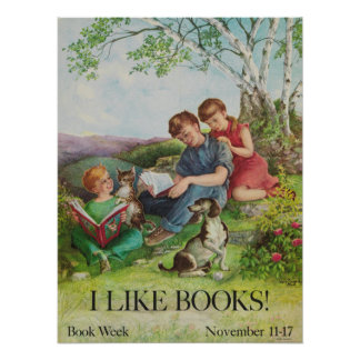 1962 Children's Book Week Poster