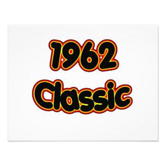 1962 Classic Announcements