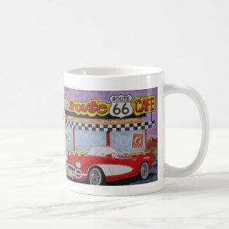 1962  corvette coffee mug
