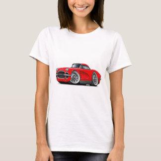 1962 Corvette Red Car T-Shirt