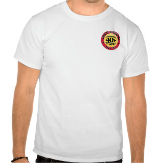 1962 envejecido a la perfección camiseta