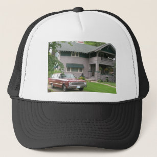 1962 Falcon wagon Trucker Hat