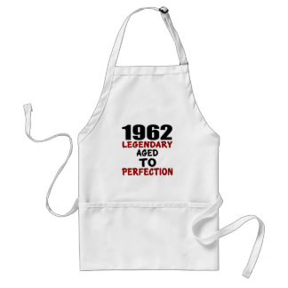 1962 LEGENDARY AGED TO PERFECTION ADULT APRON