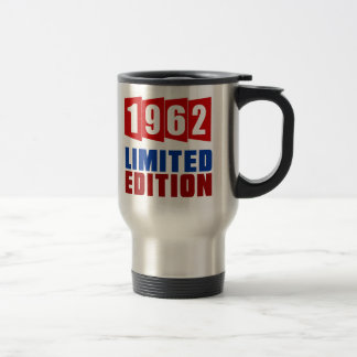 1962 Limited Edition 15 Oz Stainless Steel Travel Mug