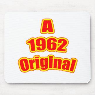 1962 Original Red Mousepad