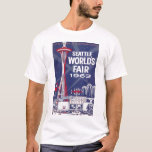 1962 Seattle World's Fair T-Shirt