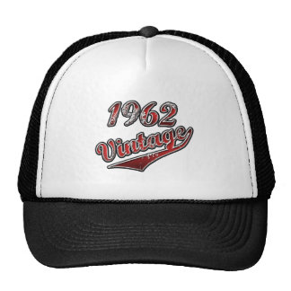 1962 Vintage Hats
