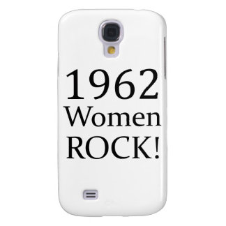1962 Women Rock Galaxy S4 Case
