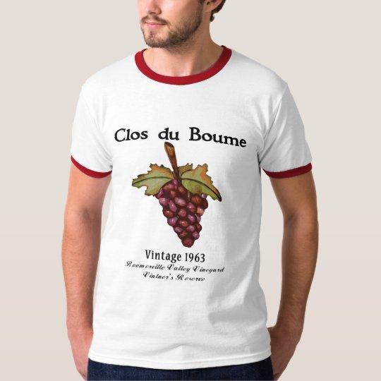 1963 Baby Boomer Biorthday Gifts T-Shirt