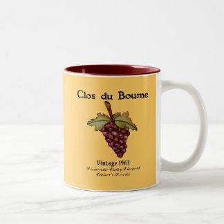 1963 Baby Boomer Biorthday Gifts Two-Tone Coffee Mug