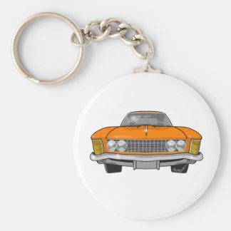 1963 Buick Riviera Keychain