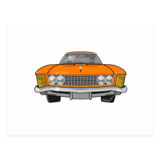1963 Buick Riviera Postcard