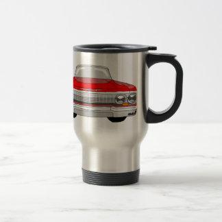 1963 Chevrolet Impala Travel Mug