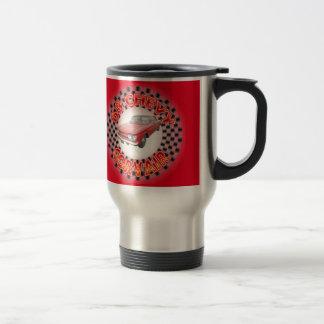 1963 Chevy Corvair Mug. 15 Oz Stainless Steel Travel Mug