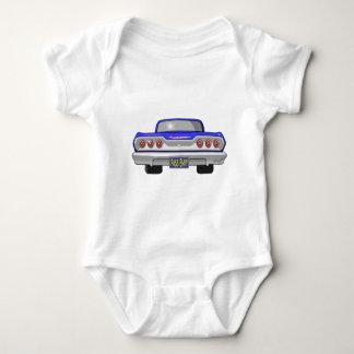 1963 Chevy Pass Envy Baby Bodysuit