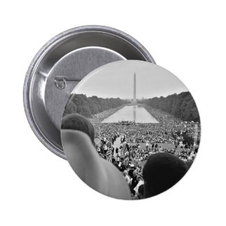 1963 Civil Rights March on Washington D.C. Button