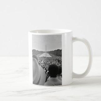 1963 Civil Rights March on Washington D.C. Coffee Mug