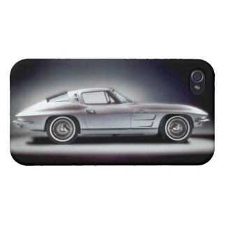 1963 Corvette Sting Ray iPhone 4/4S Covers