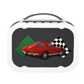 1963 Corvette Stingray Box Lunchbox