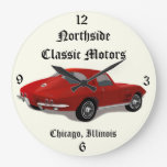 1963 Corvette Stingray Split Window Clock