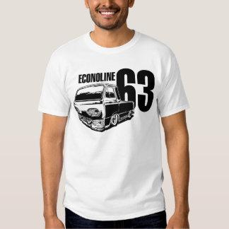 1963 Econoline truck Tshirts