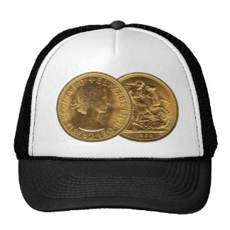 1963 Gold Sovereign Hats