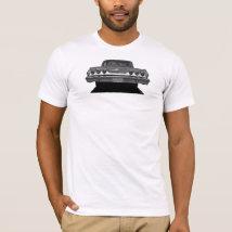 1963 Impala rear view T-Shirt