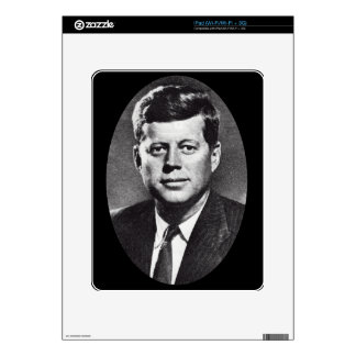 1963 In Memoriam, President Kennedy Decal For The iPad