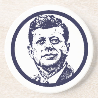 1963 JFK DRINK COASTERS