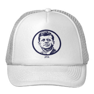 1963 JFK GORROS BORDADOS