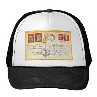 1963 - Oncology Romania to Oak Ridge Lab, USA Trucker Hat