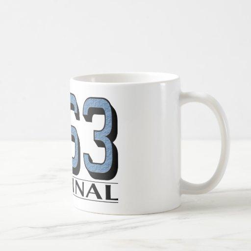 1963 Original Classic White Coffee Mug