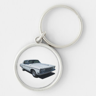 1963 Plymouth coupe Keychain